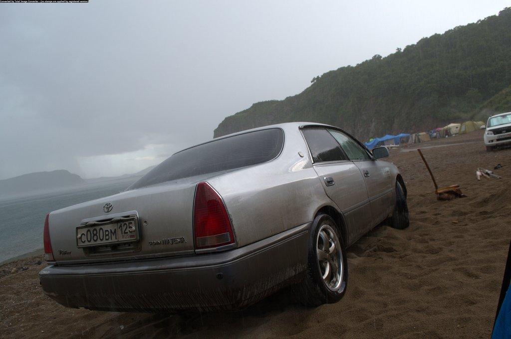 Север Приморского края, дождь такой что спокойно тряпочкой без ведра помыл машину.