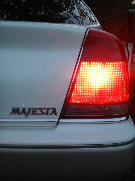 Toyota Crown Majesta 2000 - отзыв владельца