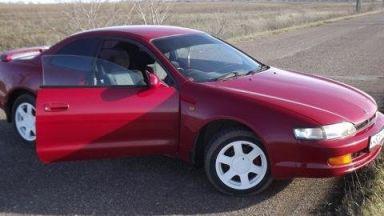 Toyota Curren 1995 отзыв автора | Дата публикации 07.11.2012.