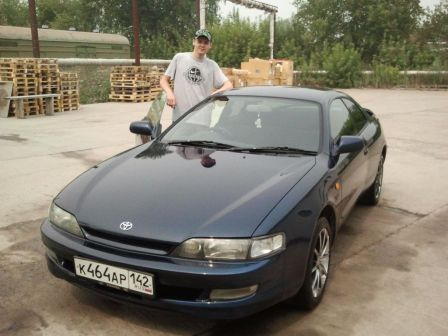 Toyota Curren 1997 - отзыв владельца