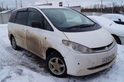 Toyota Estima, 2001