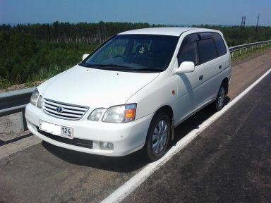 Toyota Gaia 1999 отзыв автора | Дата публикации 29.06.2014.