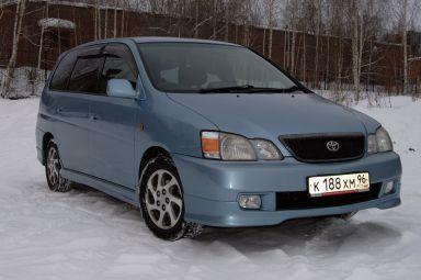 Toyota Gaia 2003 отзыв автора | Дата публикации 23.01.2015.