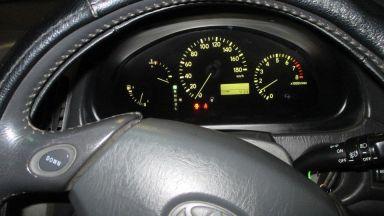 Toyota Harrier, 2000