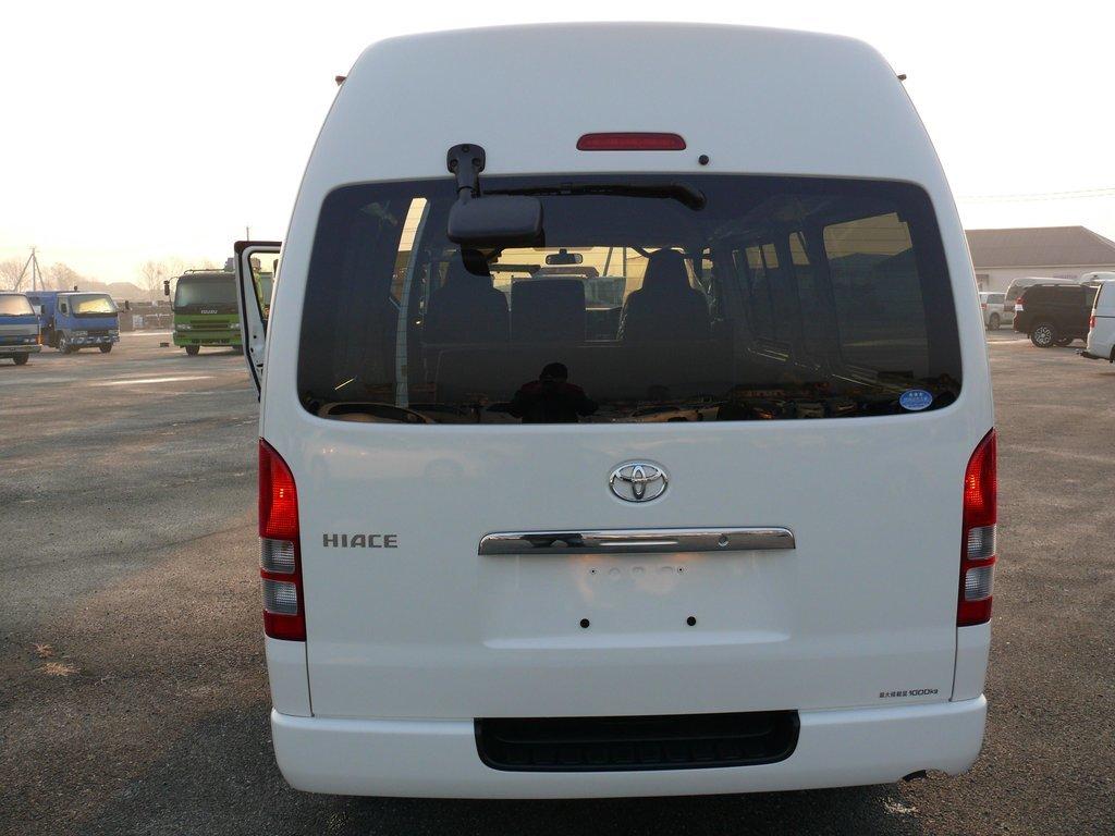 К какой категории относится микроавтобус тойота хайс отзывы авто фиат альбео