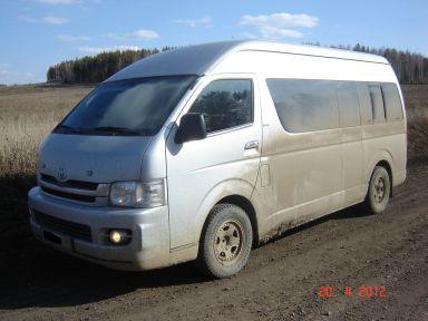 Toyota Hiace, 0