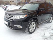Toyota Highlander, 2012