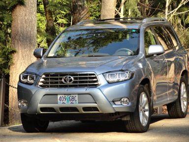 Toyota Highlander 2010 отзыв автора | Дата публикации 27.10.2013.