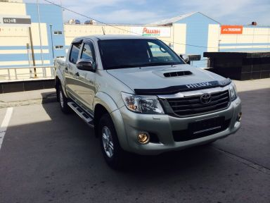 Toyota Hilux Pick Up, 2014