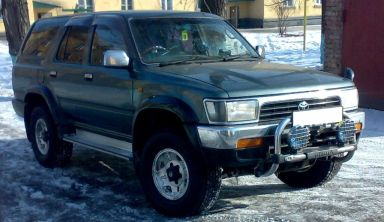 Toyota Hilux Surf, 1993