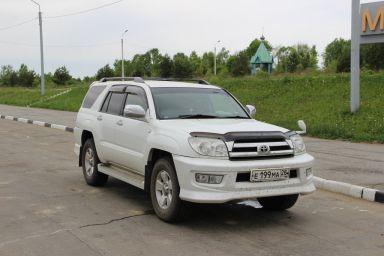 Toyota Hilux Surf 2004 отзыв автора | Дата публикации 31.08.2014.