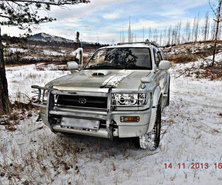 Toyota Hilux Surf 2000 - отзыв владельца