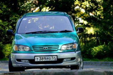 Toyota Ipsum 1997 отзыв автора | Дата публикации 10.12.2013.