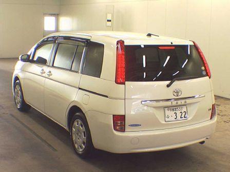 Toyota Isis 2010 - отзыв владельца