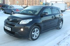 Toyota ist, 2008