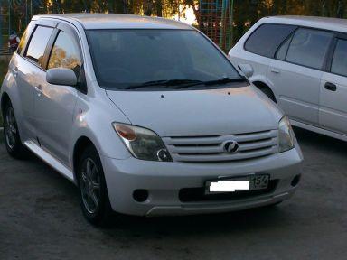 Toyota ist 2007 отзыв автора | Дата публикации 18.09.2013.