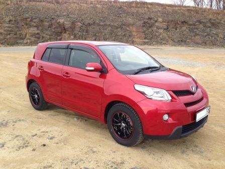 Toyota ist 2008 - отзыв владельца