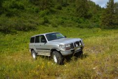 Toyota Land Cruiser, 1997