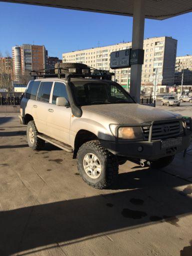 Toyota Land Cruiser, 2005