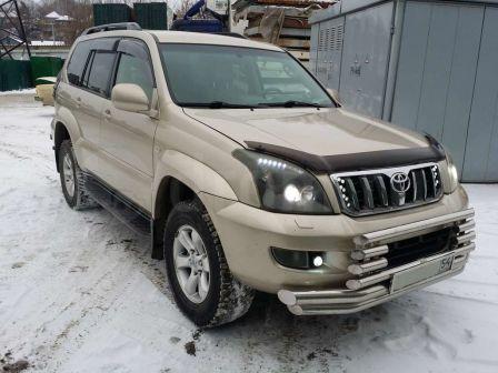 Toyota Land Cruiser 2005 - отзыв владельца