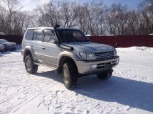 Toyota Land Cruiser Prado, 2002
