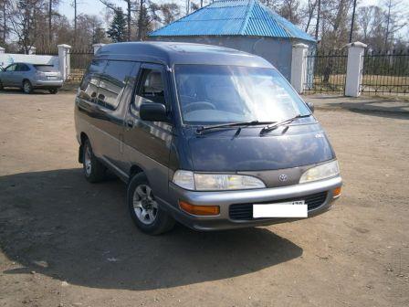 Toyota Lite Ace 1992 - отзыв владельца