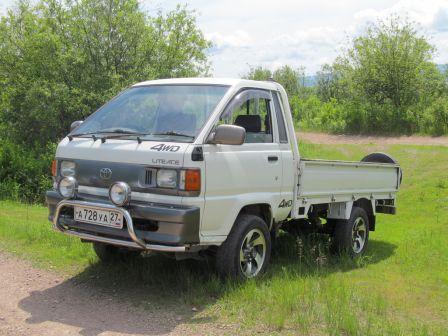 Toyota Lite Ace Truck 1998 - отзыв владельца