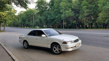 Toyota Mark II 2000 отзыв автора | Дата публикации 03.08.2014.