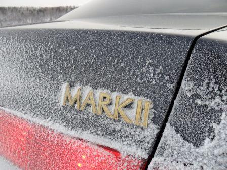Toyota Mark II 2000 - отзыв владельца
