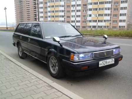 Toyota Mark II 1989 - отзыв владельца