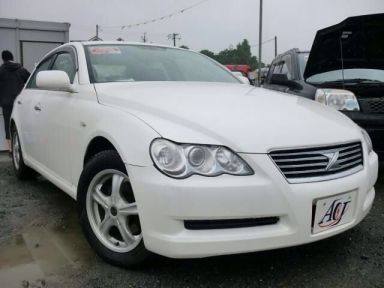 Toyota Mark X, 2005