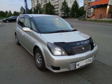 Toyota Opa 2001 отзыв автора | Дата публикации 05.12.2013.