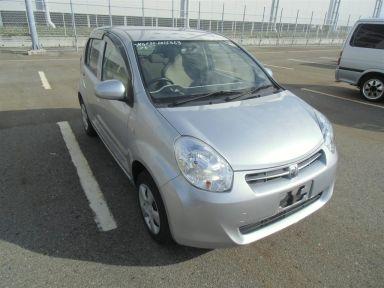 Toyota Passo, 2011