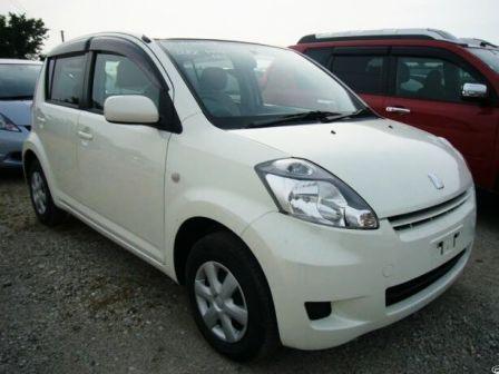 Toyota Passo 2009 - отзыв владельца