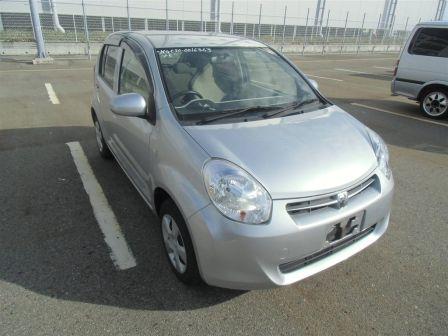 Toyota Passo 2011 - отзыв владельца