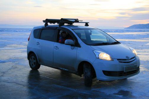 Toyota Passo Sette 2009 - отзыв владельца