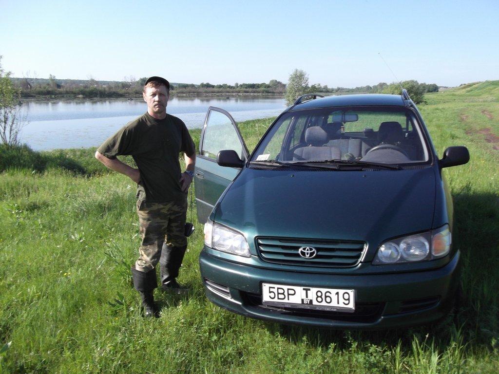 5 июня 2011 года. Рыбалка на озере Белое Колыванского района НСО.