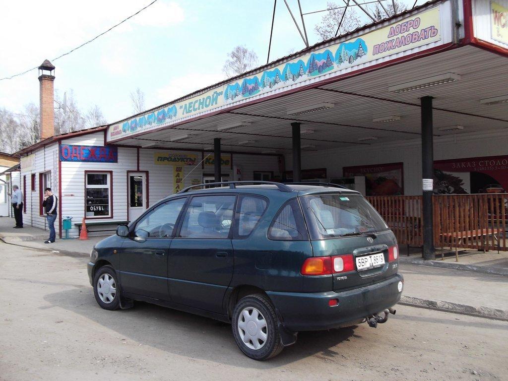Фаркоп - отличительная особенность большинства машин из Белоруссии.