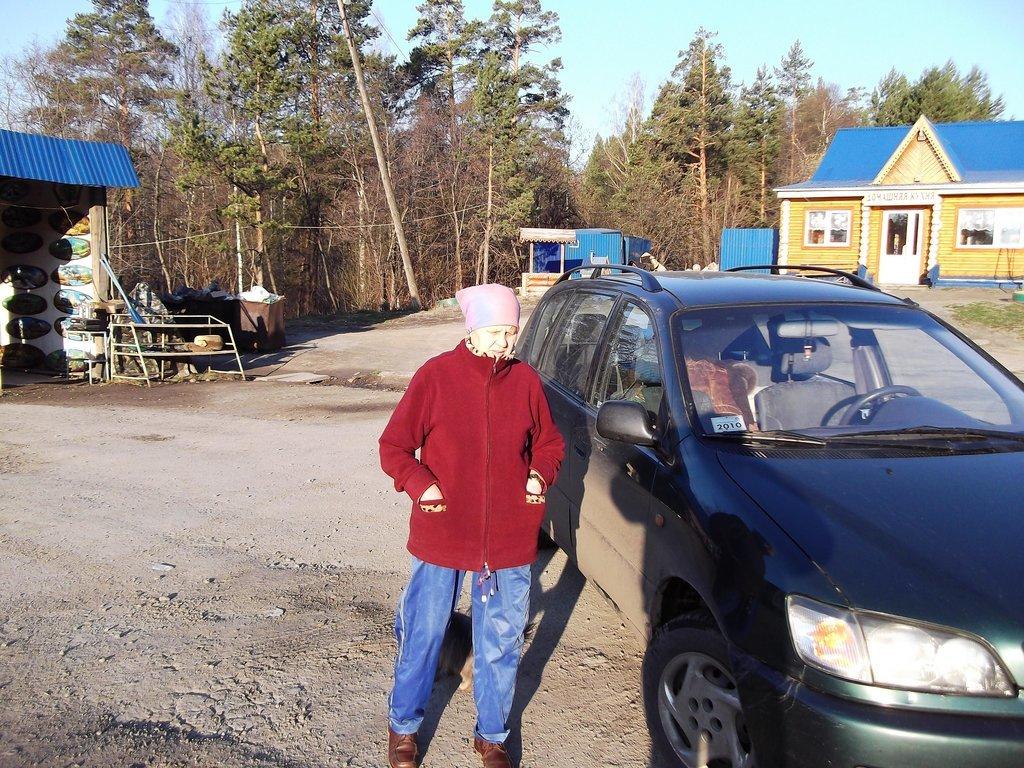 Май 2011 года. Утро на Южном Урале.