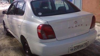 Toyota Platz 2002 отзыв автора | Дата публикации 08.07.2014.