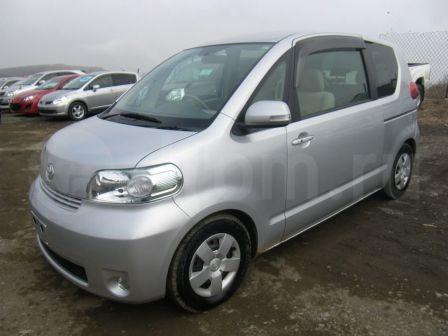 Toyota Porte 2009 - отзыв владельца