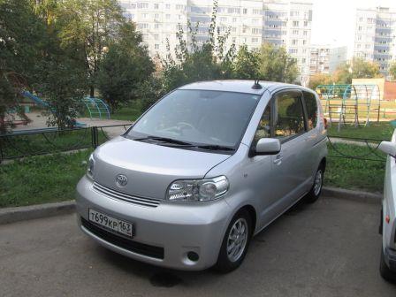 Toyota Porte 2012 - отзыв владельца