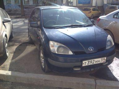 Toyota Prius, 1999