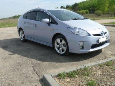 Toyota Prius, 2009