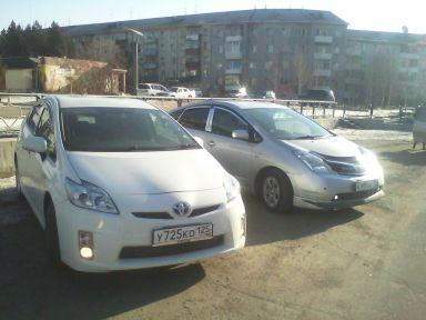 Toyota Prius 2010 отзыв автора | Дата публикации 01.08.2014.