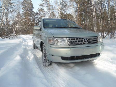 Toyota Probox 2010 - отзыв владельца