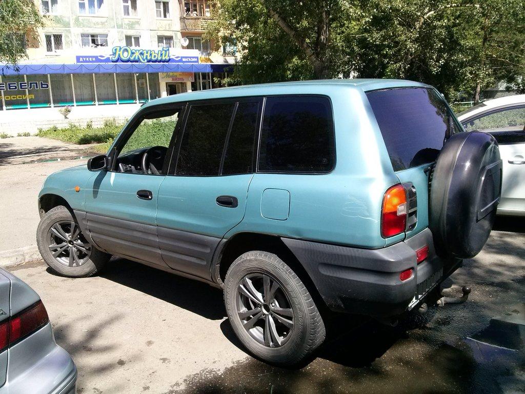 диски toyota rav-4 1995-2000 г.в