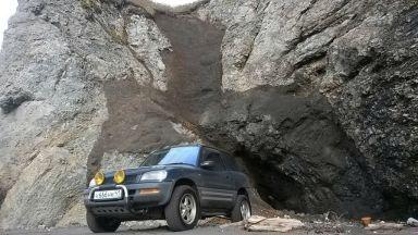 Toyota RAV4 1995 отзыв автора | Дата публикации 13.08.2013.