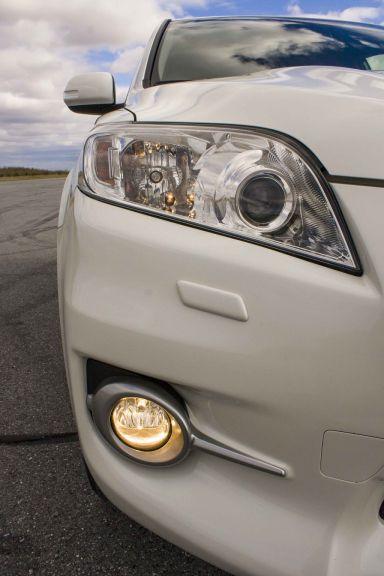 Toyota RAV4 2012 отзыв автора | Дата публикации 22.05.2014.
