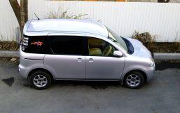 Toyota Sienta, 2007
